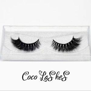 """""""Coco"""" Luxury Mink Eyelashes"""